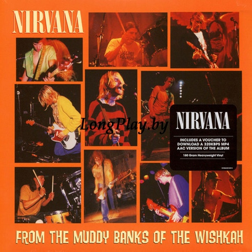 Nirvana ‎ - From The Muddy Banks Of The Wishkah ++
