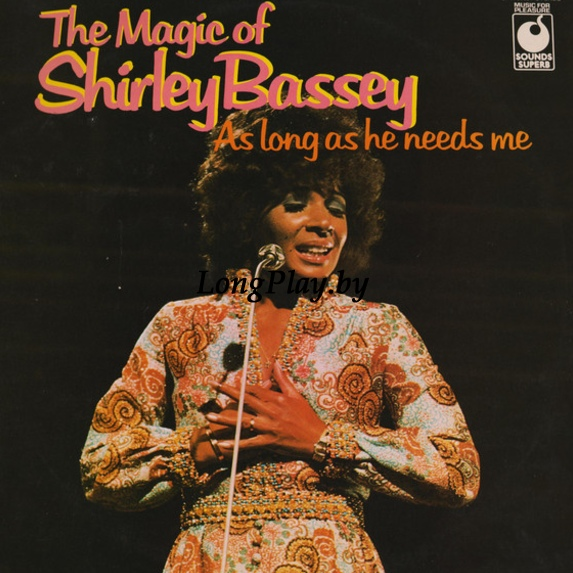 Shirley Bassey ‎ - The Magic Of Shirley Bassey ++