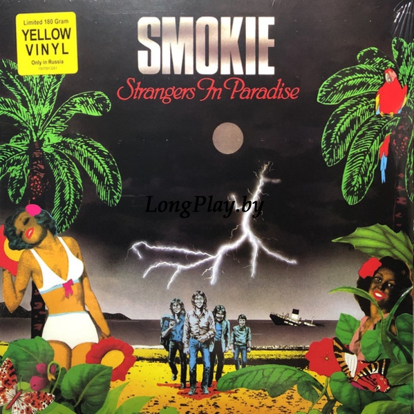 Smokie ‎ - Strangers In Paradise ++