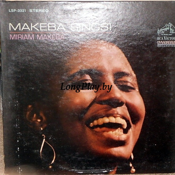 Miriam Makeba ‎ - Makeba Sings!