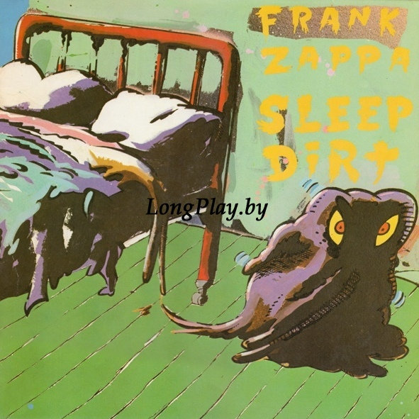 Frank Zappa ‎ - Sleep Dirt