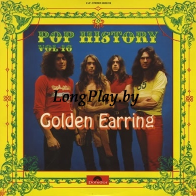 Golden Earring ‎ - Pop History Vol. 16