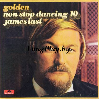 James Last ‎ - Golden Non Stop Dancing 10