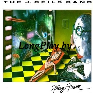 J. Geils Band, The ‎ - Freeze-Frame