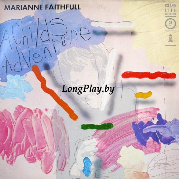 Marianne Faithfull ‎ - A Child's Adventure
