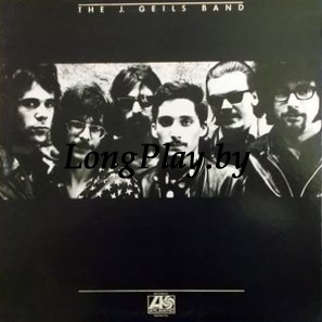 J. Geils Band, The - The J. Geils Band