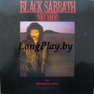 Black Sabbath Featuring Tony Iommi - Seventh Star