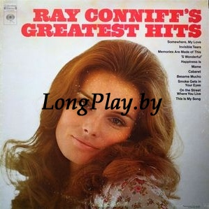Ray Conniff ‎ - Ray Conniff's Greatest Hits
