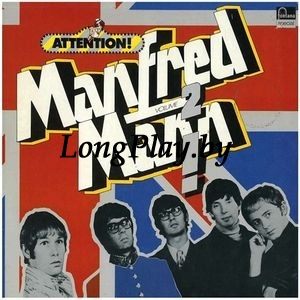 Manfred Mann - Attention! Manfred Mann! Vol. 2