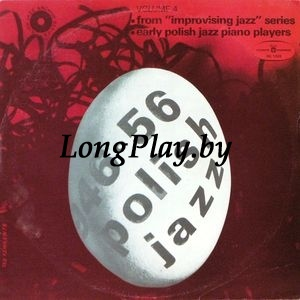 Various - Early Polish Jazz Piano Players