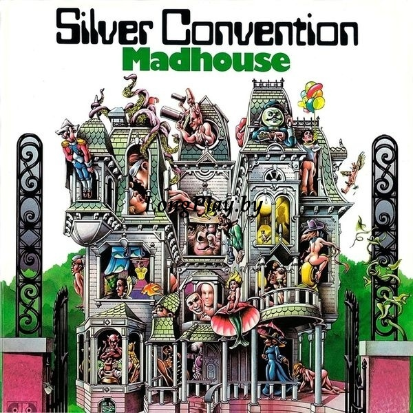 Silver Convention ‎ - Madhouse