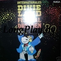 Various - Internationales Dixieland Festival Dresden '80