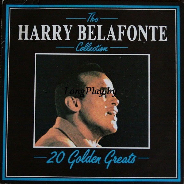 Harry Belafonte - The Harry Belafonte Collection - 20 Golden Greats