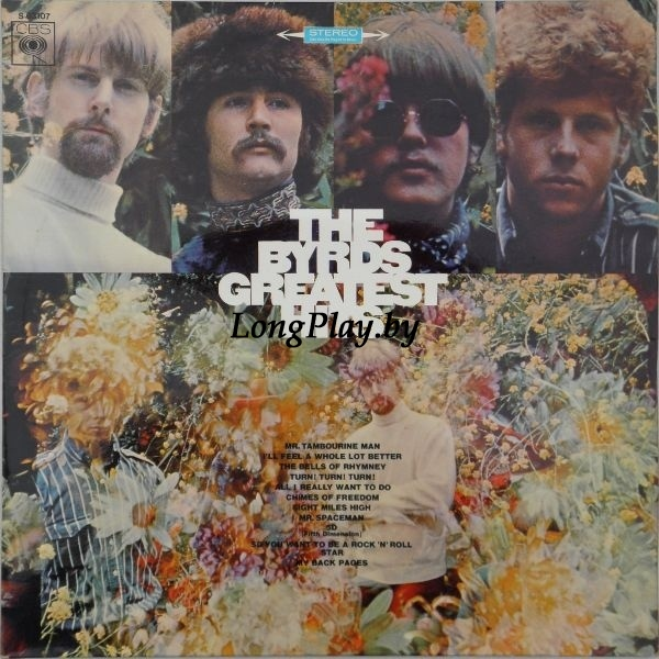 Byrds, The - The Byrds' Greatest Hits