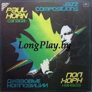 Paul Horn - Jazz Compositions