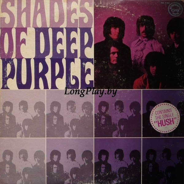 Deep Purple ‎ - Shades Of Deep Purple