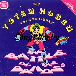 Die Toten Hosen ‎ - Präsentieren: The Battle Of The Bands 85