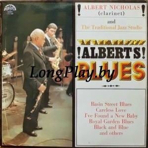 Albert Nicholas And Traditional Jazz Studio, The - Albert's Blues
